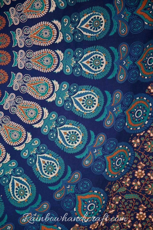 blue-mandala-tapestry
