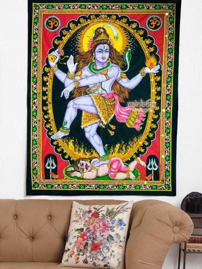 nataraja-wall-tapestry